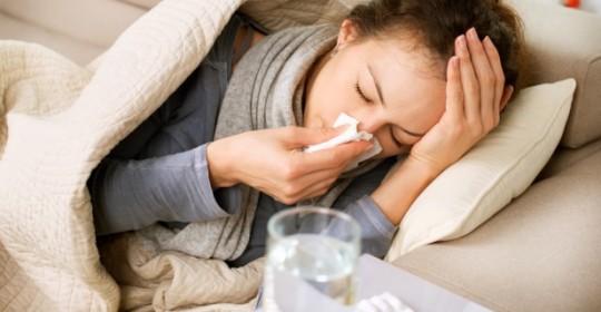 Mám chrípku. Čo s tým?